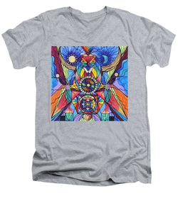 Spiritual Guide - Men's V-Neck T-Shirt