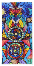 Load image into Gallery viewer, Spiritual Guide - Beach Towel