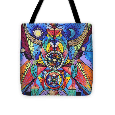 Spiritual Guide - Tote Bag