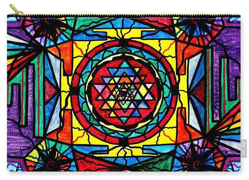 Sri Yantra - Carry-All Pouch