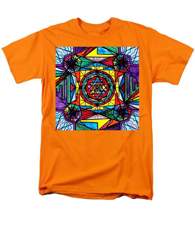 Sri Yantra - Men's T-Shirt  (Regular Fit)