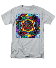 Load image into Gallery viewer, Sri Yantra - Men's T-Shirt  (Regular Fit)
