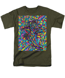 Stallion - Men's T-Shirt  (Regular Fit)