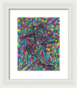 Stallion - Framed Print