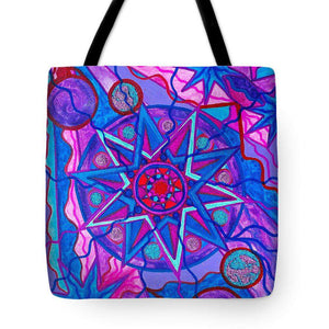 Star Of Joy - Tote Bag