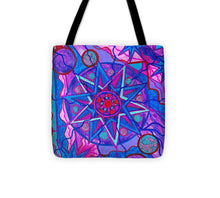 Load image into Gallery viewer, Star Of Joy - Tote Bag