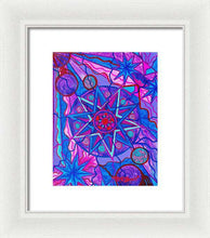 Load image into Gallery viewer, Star Of Joy - Framed Print