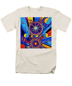 Sun And Moon - Men's T-Shirt  (Regular Fit)