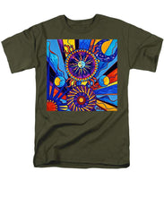 Load image into Gallery viewer, Sun And Moon - Men's T-Shirt  (Regular Fit)