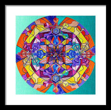 Load image into Gallery viewer, Synchronicity - Framed Print