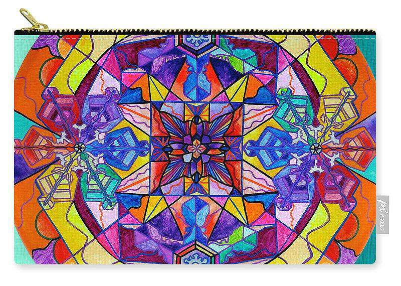 Synchronicity - Carry-All Pouch