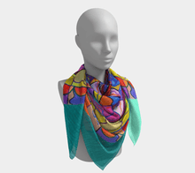 Load image into Gallery viewer, Synchronicity - Frequency Scarf
