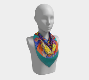 Synchronicity - Frequency Scarf