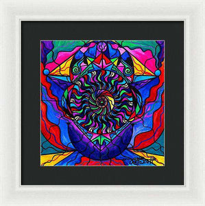 The Catalyst - Framed Print