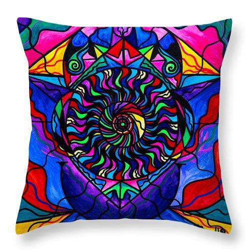 The Catalyst - Throw Pillow