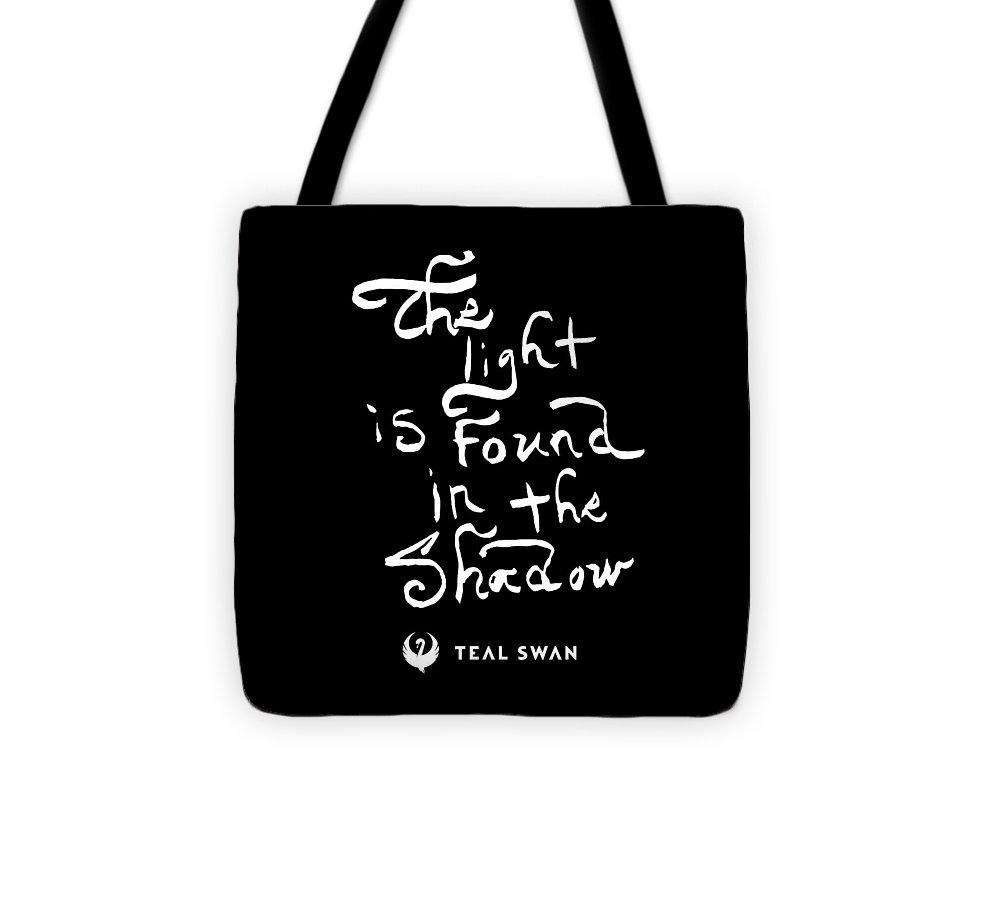 The Light Quote - Tote Bag