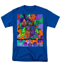 The Sheaf - Pleiadian Lightwork Model,  - Men's T-Shirt  (Regular Fit)