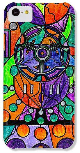 The Sheaf - Pleiadian Lightwork Model,  - Phone Case