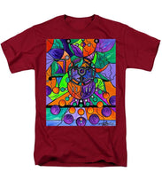 Load image into Gallery viewer, The Sheaf - Pleiadian Lightwork Model,  - Men's T-Shirt  (Regular Fit)