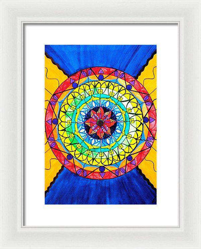 The Shift - Framed Print