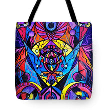 Load image into Gallery viewer, The Time Wielder - Tote Bag