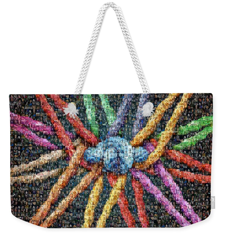 The Tribe Collage - Weekender Tote Bag