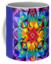 Load image into Gallery viewer, The Way - Arcturian Blue Ray Grid - Mug