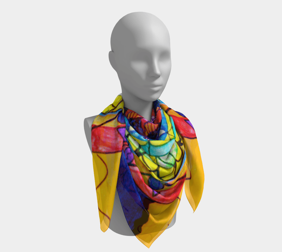 The Shift - Frequency Scarf