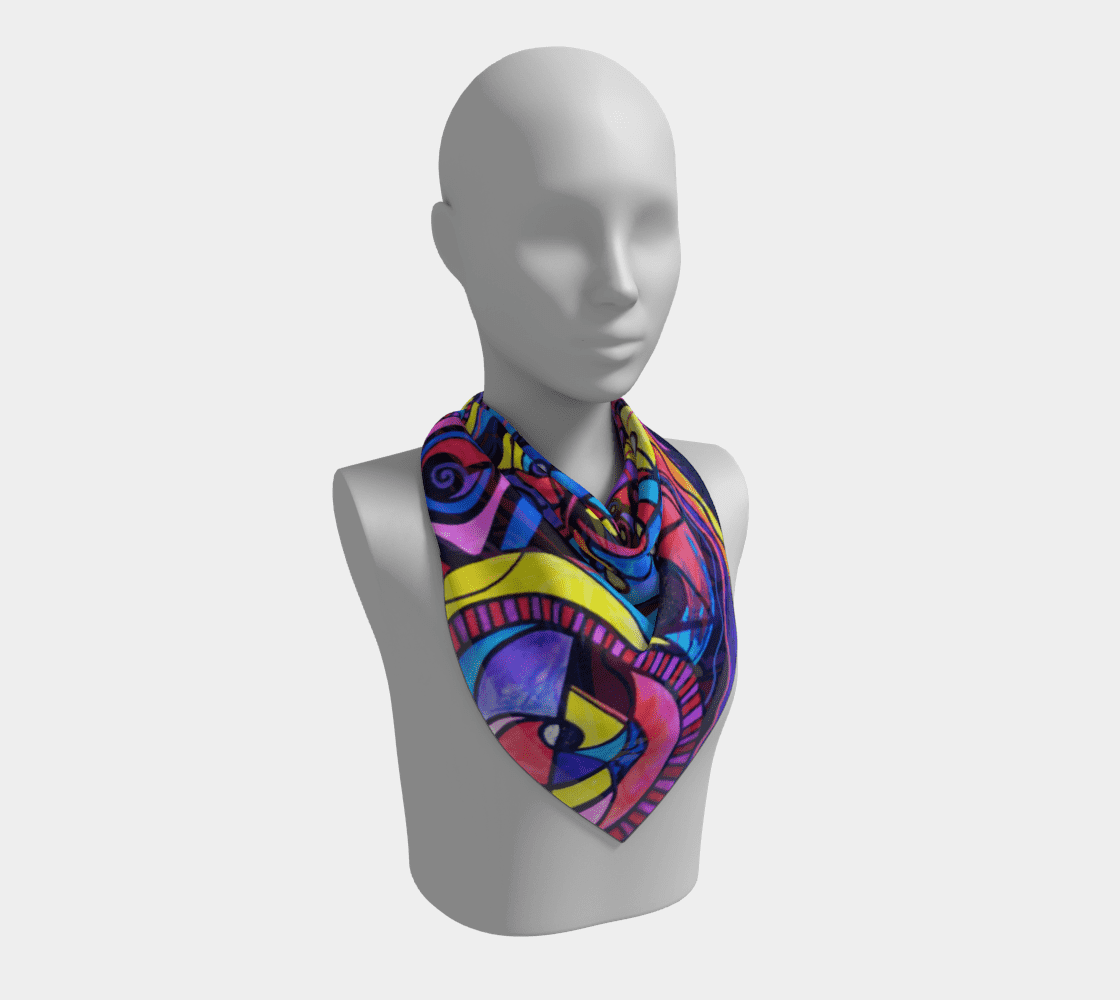 The Time Wielder - Frequency Scarf