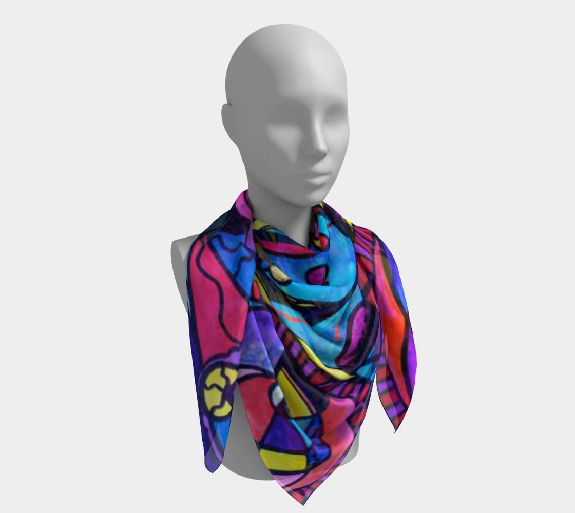 The Time Wiulder --Frequency Scarf