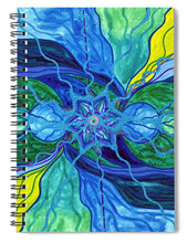 Load image into Gallery viewer, Tranquility - Spiral Notebook
