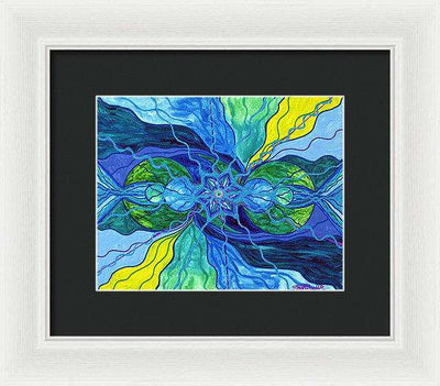 Tranquility - Framed Print