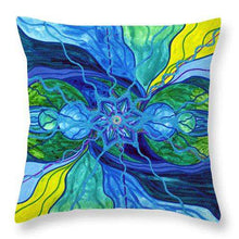Load image into Gallery viewer, Tranquility - Throw Pillow