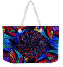 Load image into Gallery viewer, Transforming Fear - Weekender Tote Bag
