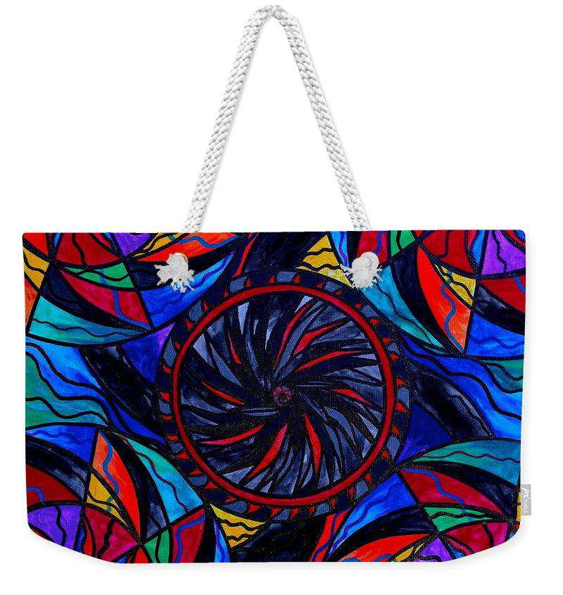 Transforming Fear - Weekender Tote Bag