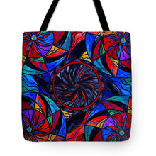 Load image into Gallery viewer, Transforming Fear - Tote Bag