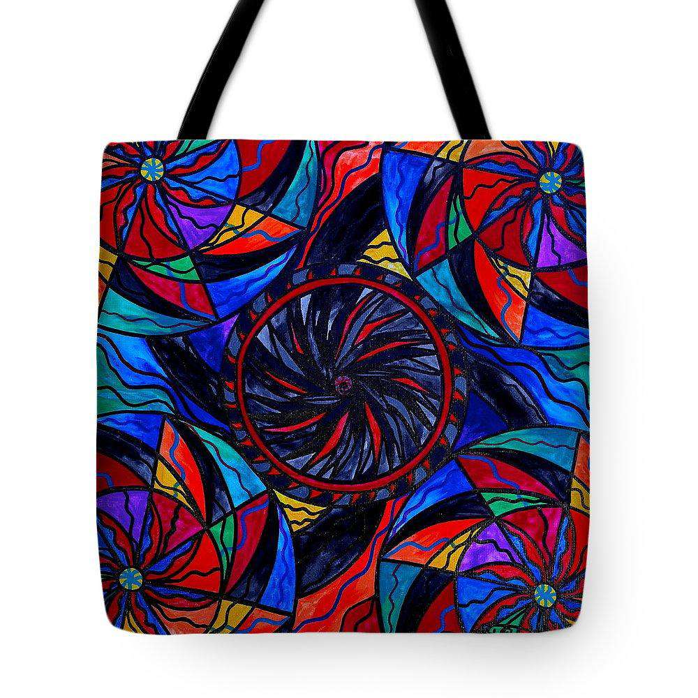 Transforming Fear - Tote Bag