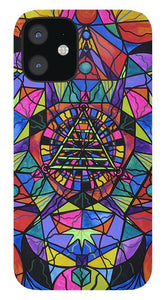 Triune Transformation - Phone Case