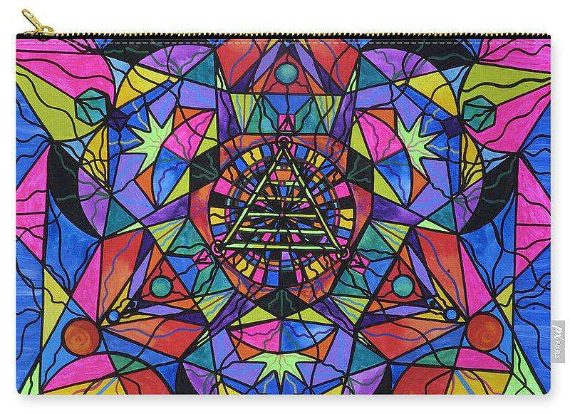 Triune Transformation - Carry-All Pouch
