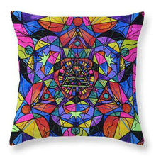 Load image into Gallery viewer, Triune Transformation - Throw Pillow