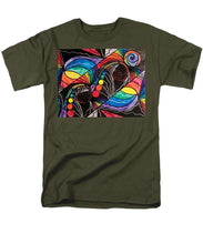 Load image into Gallery viewer, Unfold - Men's T-Shirt  (Regular Fit)