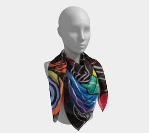 Unfold - Frequency Scarf