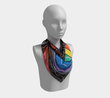 Load image into Gallery viewer, Unfold - Frequency Scarf