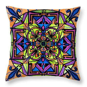 Uplift - Throw Pillow