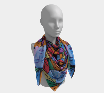 Voice Dialogue - Frequency Scarf