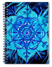 Load image into Gallery viewer, Winter - Spiral Notebook