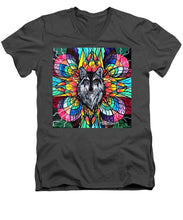 Load image into Gallery viewer, Wolf - Men's V-Neck T-Shirt