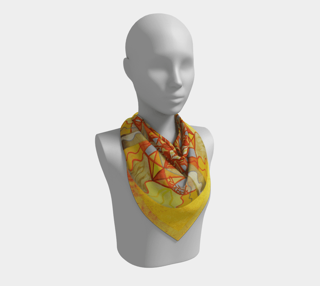 Wonder - Frequency Scarf