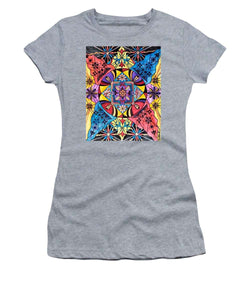 Worldly Abundance - Women's T-Shirt