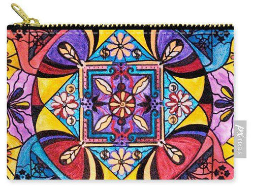 Worldly Abundance - Carry-All Pouch
